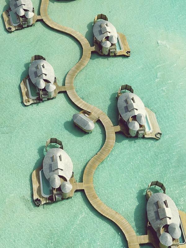 Maldivas Overwater Lujo
