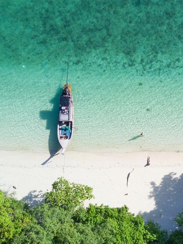 Thailand Phuket Koyao Private island hopping