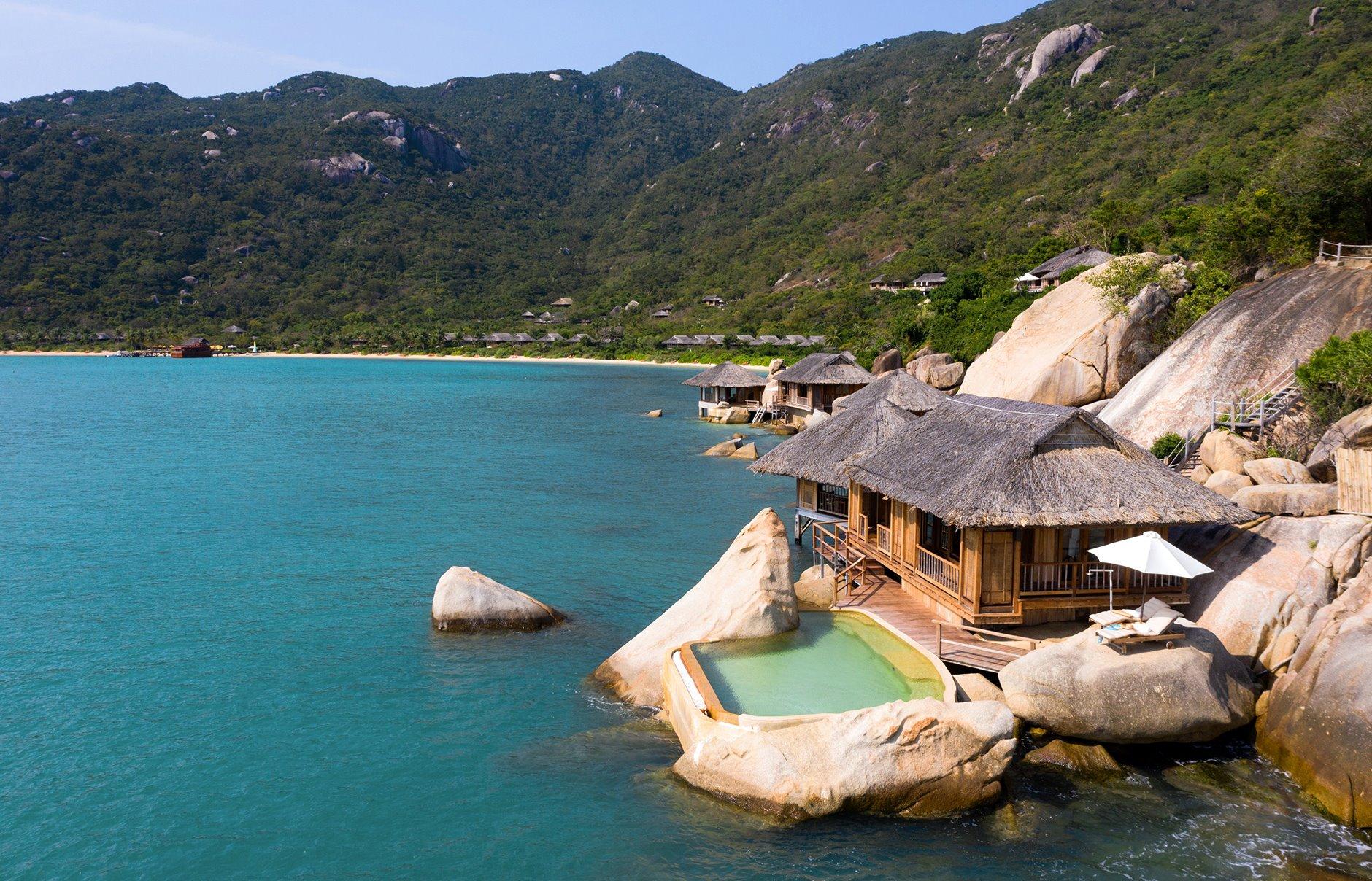 Ninh Van Bay Six Senses honeymoon villa