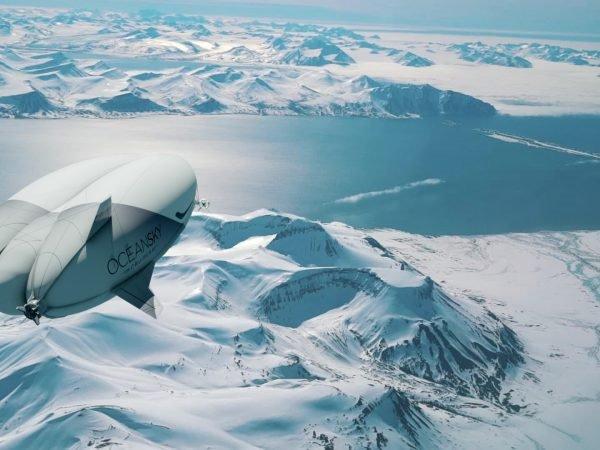 polo norte oceansky cruises luxury air cruise