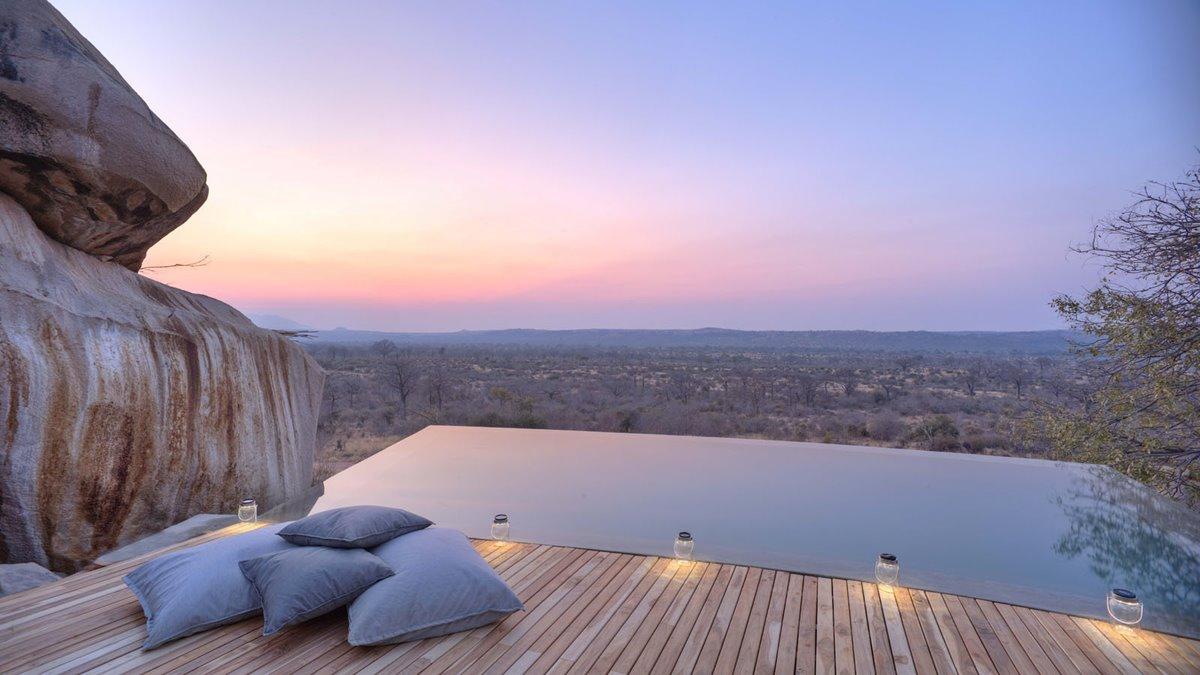 Tanzania Ruaha Safari exclusivo romantico