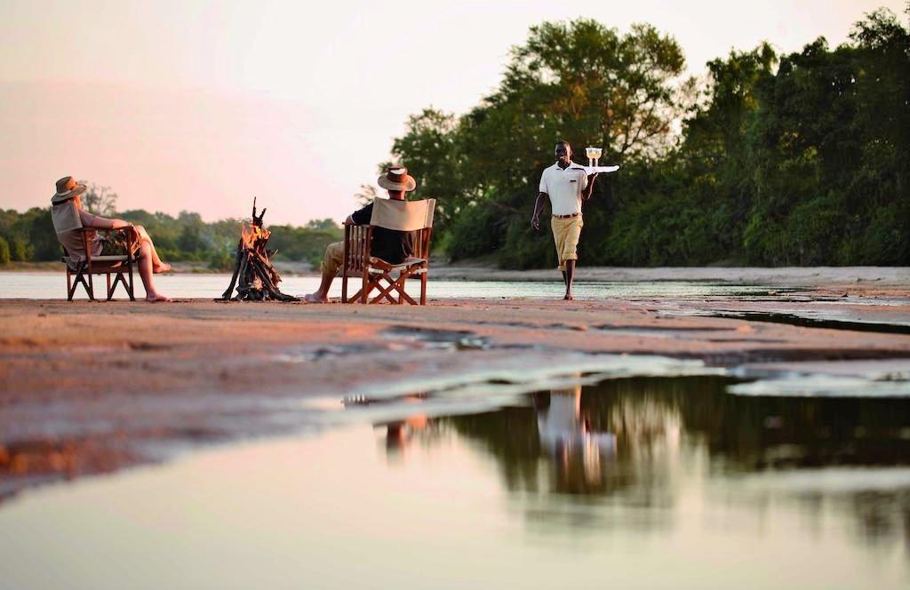 Tanzania Selous safari premium
