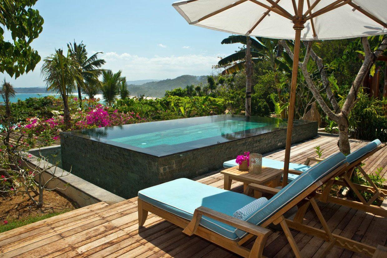 Indonesia Nihiwatu Sumba Private pool villa