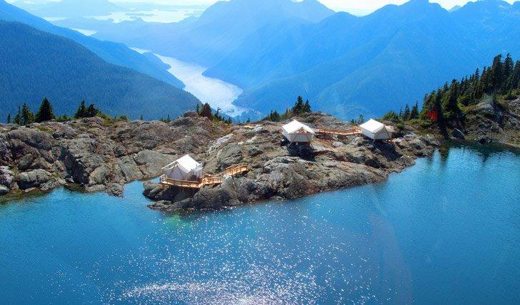 Canada aventura osos honeymoon