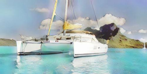 Catamaran Bora Bora, Tahaa y Raiatea