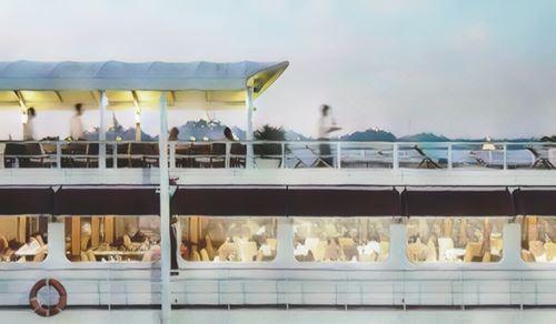 Crucero Rio Irrawaddy