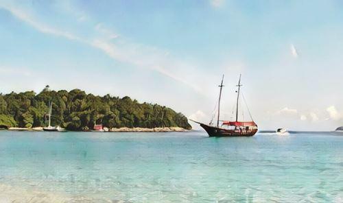 Isla de Gipoia