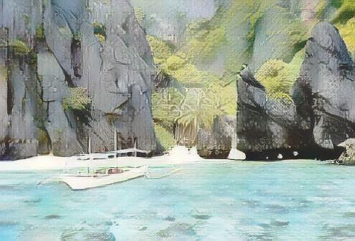 Island Hopping El Nido
