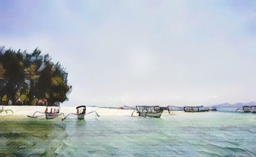 Island Hopping Gili Privado