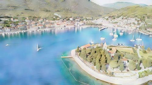 islas croatas