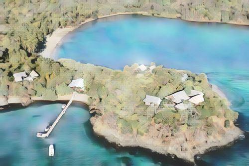 Islas Secas
