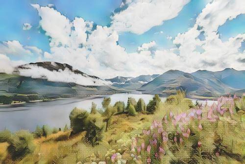 Lago Duich