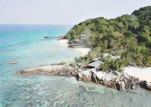 Pulau Tengah