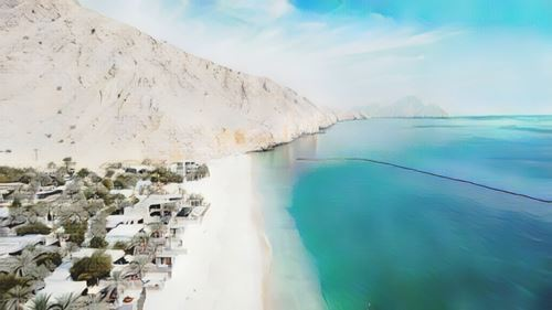 Zighy Bay